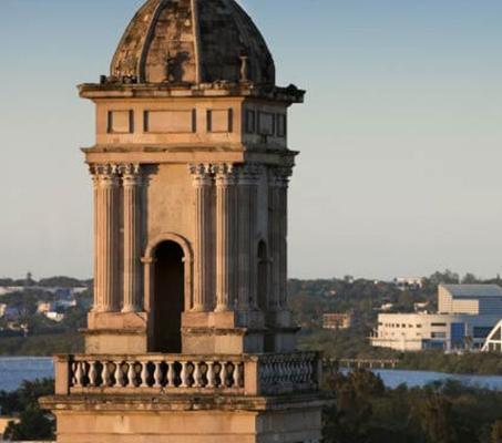 catedral en Tampíco foto
