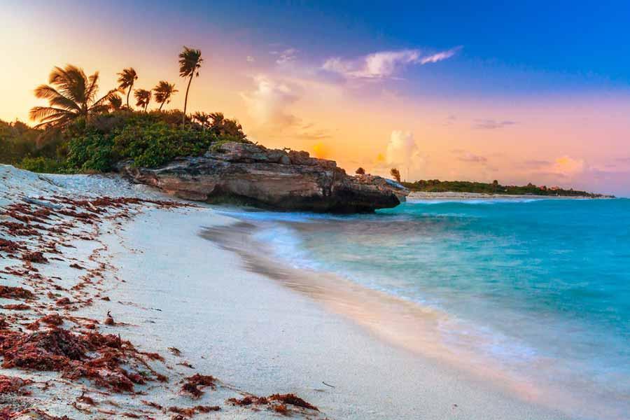 residencial en playa del carmen casa de playa